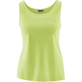 Maier Sports Petra Top Dames, sap green